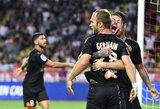 """Septynių įvarčių trileris Prancūzijoje pasibaigė """"Marseille"""" pergale prieš """"Monaco"""""""