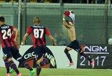 Sezonas Italijoje pasibaigė įvarčių gausa ir įspūdinga kova dėl vietos lygoje
