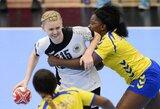 Pasaulio moterų rankinio čempionate paaiškėjo visos aštuntfinalio poros