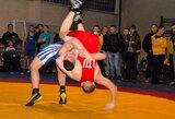 Lietuvos imtynių jaunių čempionate dominavo Lietuvos olimpinio sporto centro auklėtiniai