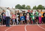 Kaip bėgimas gali padėti onkologinėmis ligomis sergantiems vaikams?