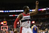 """J.Wallas: """"NBA lyga sušvelnėjo"""""""