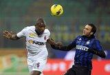 """""""Inter"""" pasiskolino saugą G.Mudingayi"""