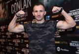 Nestabdo: E.Kavaliauskas geriausių WBO boksininkų reitinge pakilo į rekordinę vietą