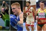 Paskelbti visi 73 Lietuvos sportininkai, vyksiantys į Europos žaidynes, klaustukų kelia tik suspenduotas E.Petrauskas