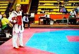 Tekvondo kovotojui A.Klemui iki vietos olimpiadoje pritrūko dviejų pergalių