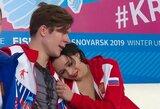 """Rusė apie dailiojo čiuožimo realybę: """"Tai buvo vergovė, neturėjau laiko nei pirmajai meilei, nei draugams, nei pramogoms"""""""