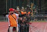 Didžiausiose Lietuvoje šaudymo iš lanko varžybose dalyvaus ir pasaulio čempionas