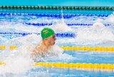 """""""Nordic"""" plaukimo čempionatą lietuviai užbaigė su trenksmu"""