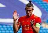 """""""Tottenham"""" siekia įsigyti G.Bale'ą: """"Jis vis dar myli šį klubą"""""""