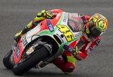 "V.Rossi kitoms ""MotoGP"" čempionato lenktynėms Portugalijoje nusiteikęs optimistiškai"