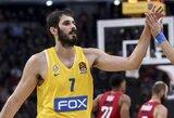 """""""Maccabi"""" nepaliko šansų """"Olympiacos"""""""