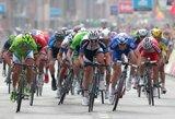 E.Šiškevičius pirmąjį dviračių lenktynių Prancūzijoje etapą baigė 7-as (+ kiti lietuvių rezultatai)