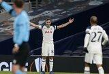 """Europos lyga: fantastiškas H.Winkso įvartis paženklintas triuškinama """"Tottenham"""" pergale"""