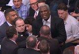 """""""Knicks"""" panaikino Ch.Oakley draudimą lankytis arenoje"""