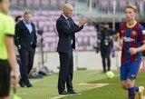 Z.Zidane'as parodė savo pirmąjį įvartį