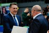 """Sezono naudingumo rekordą pagerinęs M.Gebenas su """"Juventus"""" apkartino V.Chomičiaus 60-mečio šventę Alytuje"""