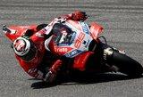 J.Lorenzo laimėjo Italijos GP lenktynes, sezono lyderis išlėkė iš trasos