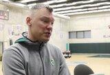 """Dviejų įžaidėjų netekęs Š.Jasikevičius: """"Turime dar du įžaidėjus ir jeigu nieko bloga neatsitiks – jų vienoms rungtynėms yra užtektinai"""""""