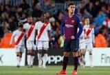 Barselonoje viešintis P.Coutinho agentas ketina kalbėtis su klubu dėl futbolininko ateities