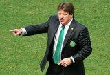 """M.Herrera: """"Pralaimėjimo priežastis yra teisėjas"""" (+ A.Robbeno ir L.Van Gaalo komentarai)"""