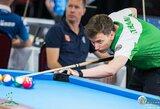 Euroturo pulo turnyre Olandijoje P.Labutis liko be pergalių