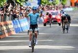 """Paskutinėje įkalnėje spurtavęs P.Bilbao laimėjo septintąjį """"Giro d'Italia"""" etapą"""