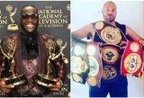 T.Fury ar D.Wilderis? M.Tysonas, C.McGregoras, V.Kličko, A.Joshua ir kiti pateikė savo prognozes