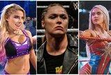 """WWE teatru pavadinusi R.Rousey sulaukė grasinimų: """"Rizikuosiu savo karjera, kad ją nokautuočiau"""""""