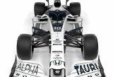 """Pristatytas labiausiai pasikeitusios """"Formulės 1"""" komandos bolidas"""