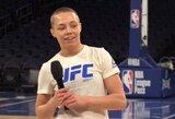 """R.Namajunas pagrindinėje """"UFC 219"""" kovoje prognozuoja sensaciją"""