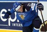 Suomiai po trijų metų pertraukos pateko į pasaulio ledo ritulio čempionato finalą