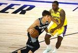 """NBA nubaudė """"Bucks"""" dėl neleistinų derybų su B.Bogdanovičiumi"""