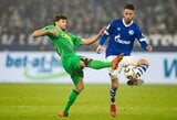 """Menchengladbacho """"Borussia"""" rungtynių pabaigoje įveikė """"Schalke"""""""