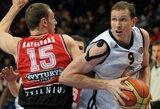 D.Songaila tapo geriausiu Lietuvos krepšininku Vieningoje lygoje