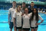 P.Pekūnaitė nesėkmingai baigė pasaulio jaunimo plaukimo čempionatą