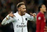 """Čempionų lyga: Paryžiuje kritę """"Liverpool"""" – komplikuotoje situacijoje"""