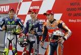 Japonijos GP kvalifikacijoje – sezono lyderių dominavimas