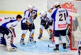"""Neeilinėse rungtynėse """"HC Baltica"""" apmaudžiai pralaimėjo svečiams iš Latvijos"""