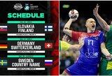 NHL kanalas pamiršo Rusijos pavadinimą, pasaulio rankinio čempionate žodžio Rusija nebus