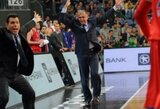 Buvusiam Ž.Obradovičiaus asistentui – šūsnis pasiūlymų treniruoti Europos komandas