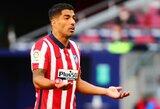 """""""Atletico"""" prezidentas pasiūlė L.Messi prisijungti prie L.Suarezo"""