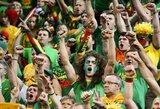Prasidėjo prekyba bilietais į Lietuvą drebinsiančius jaunimo krepšinio čempionatus