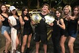 """Oficialu: atšauktas """"UFC 233"""" turnyras"""