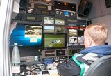 """""""Aurum 1006 km lenktynes"""" transliuos moderniausia TV aparatūra  ir patyrę ekspertai"""