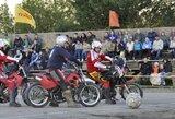 """Centrinės Europos motobolo lygoje """"Milda"""" ir """"Bartuva"""" įveikė svečius iš Gardino"""