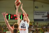 Lietuvoje žibėjęs bosnis nesulaikomai rungtyniauja ir pasaulio jaunių čempionate