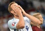Anglijos legenda nesupranta: kodėl H.Kane'as kelia kampinius?