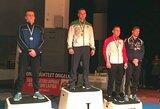 J.Matuzevičių nuo vietos Europos imtynių čempionato mažajame finale skyrė viena pergalė
