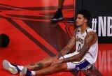 """K.Kuzma pasirašė naują sutartį su """"Lakers"""""""